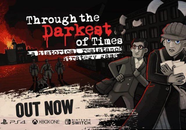 through the dark times