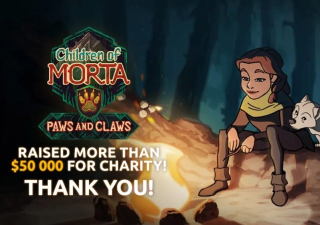 Children of Morta Paws and Claws DLC