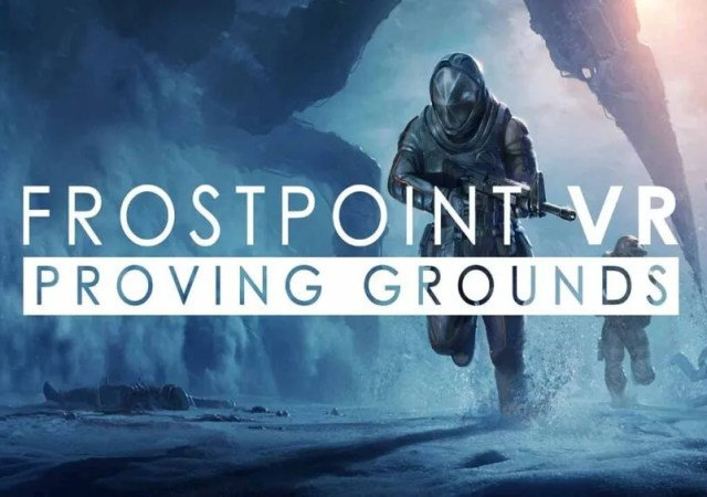 Frostpoint VR Proving Grounds