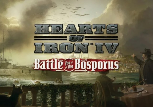Hearts of Iron IV Battle for the Bosporus