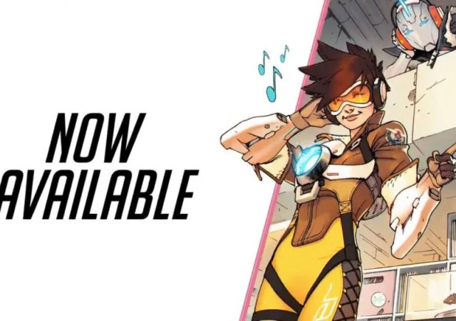 Overwatch Tracer—London Calling