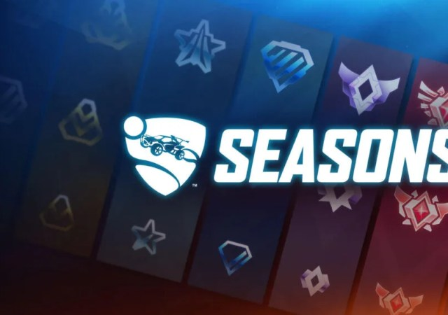 Rocket League seasons