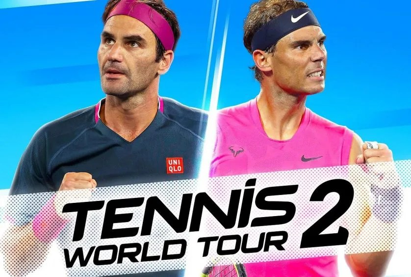 Thank Goodness, There's A New Tennis Video Game …