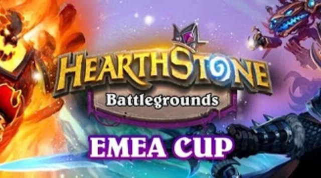 Hearthstone Battlegrounds Cup