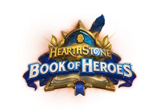 hearthstone book of heroes