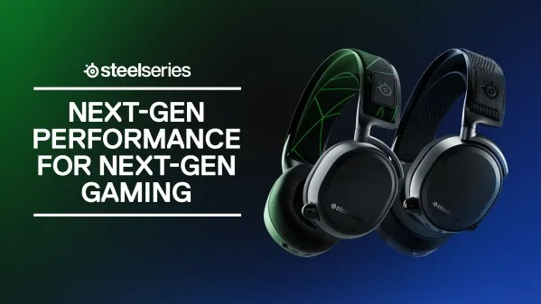 next gen with SteelSeries headsets