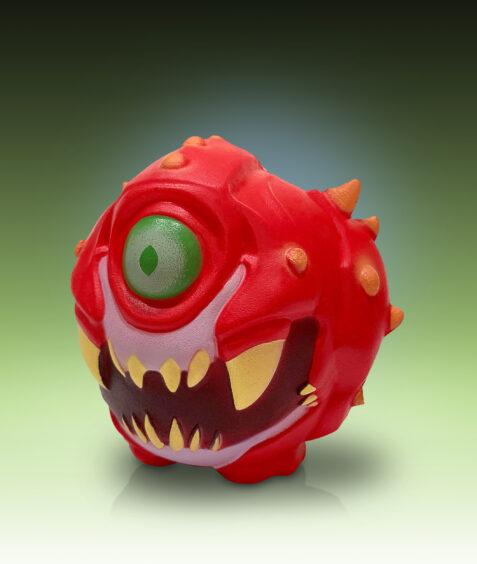 Beast-Stressball-Cacodemon_01_Background