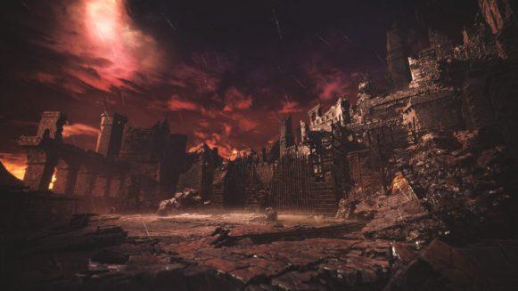 Castle Schrade Battle Area