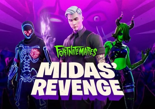 Fortnite's Fortnitemares 2020 event begins
