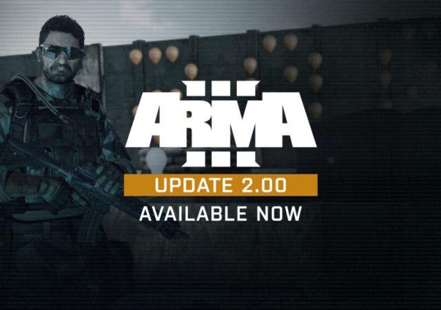 arma 3 update 2.00