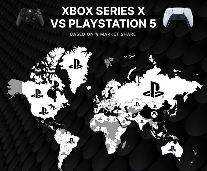 Xbox Series X V Playstation 5