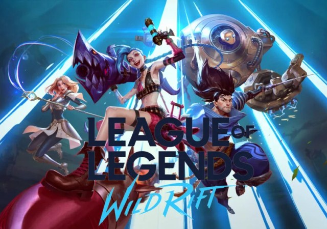 league of legends wild rifts