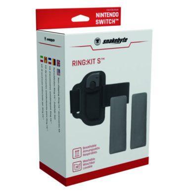 snakebyte NSW Ring Kit S™ Packaging