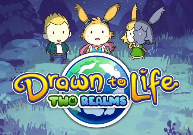 Draw To Life Two Realms