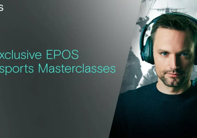 EPOS unveil exclusive esports Masterclass series