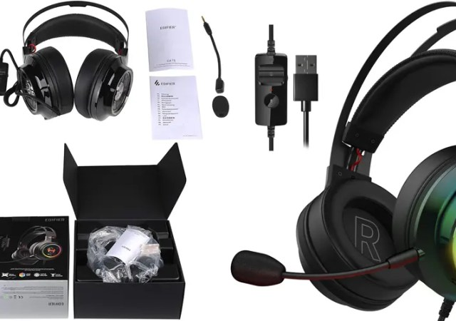 G4 TE GAMING HEADPHONES