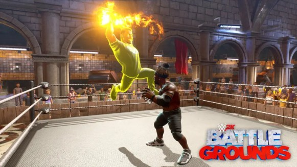 Gronkster_vs_RTruth2_WWE2KBattlegrounds