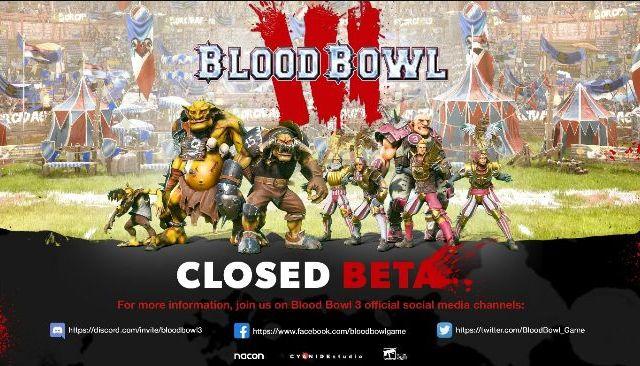 blood bowl 3 closed beta