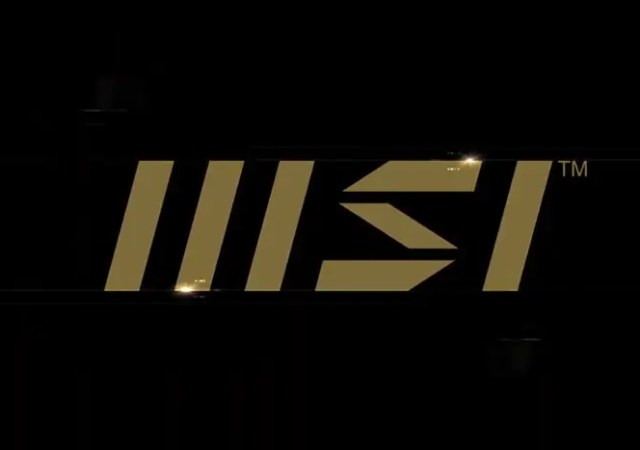 msi logo