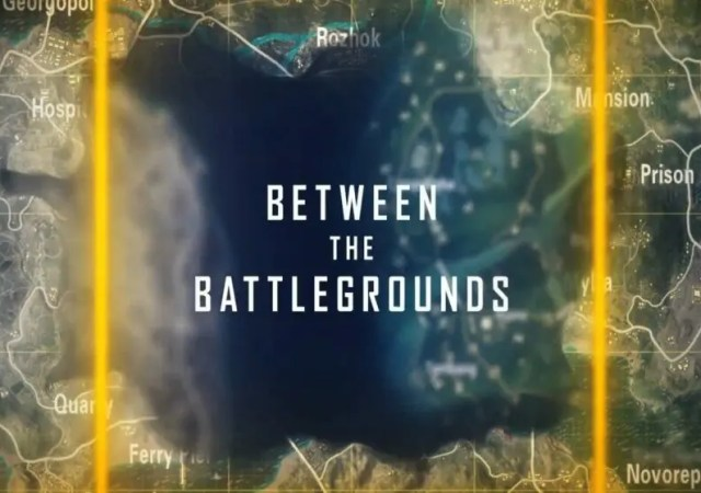Between The Battlegrounds
