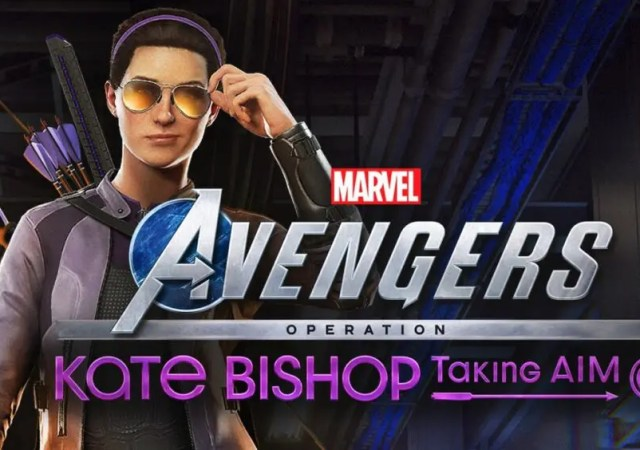 Marvel's Avengers Operation Kate Bishop