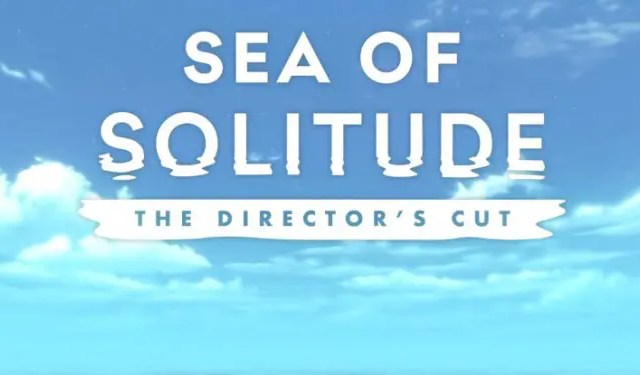 Sea of Solitude The Director's Cut