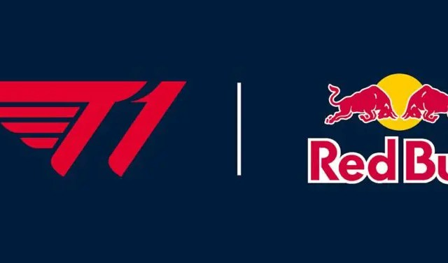 T1 and Red Bull Announce Multi-Year Global Partnership