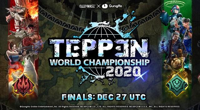 TEPPEN WORLD CHAMPIONSHIP 2020