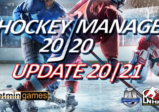 hockey manager 2020