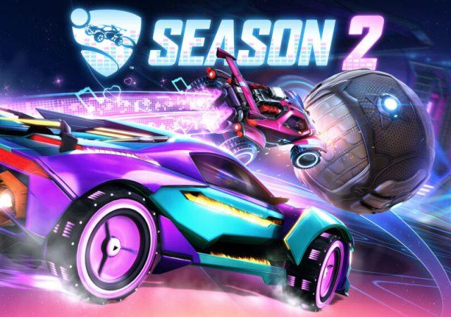 Rocket League Season 2 is Now Live