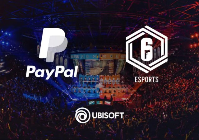 Ubisoft , PayPal