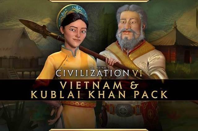 Vietnam & Kublai Khan Pack