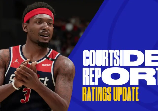 NBA 2K21 Player Ratings Update