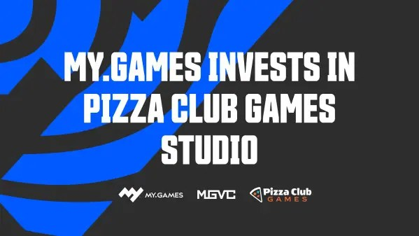 MY.GAMES ,Pizza Club Games