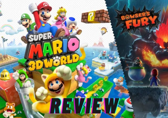 Super Mario 3D World + Bowser's Fury Review Thumb