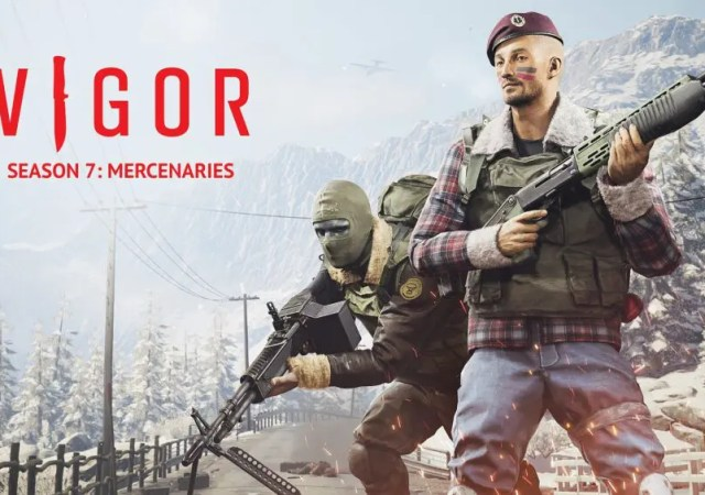 Vigor Season 7: Mercenaries