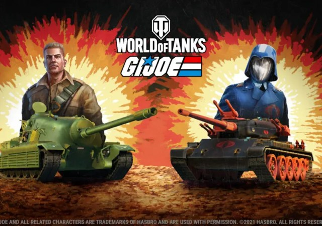 G.I. JOE Makes Its Way to World of Tanks