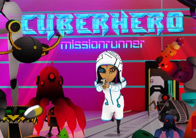 Cyber Hero Mission Runner ,Since Idea Games