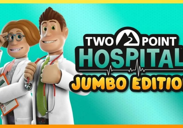 two point hospital jump edition