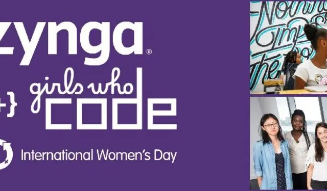 Zynga ,Girls Who Code