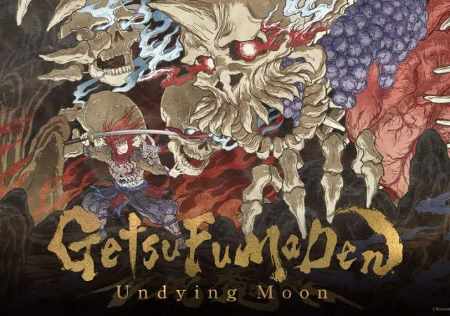 GetsuFumaDen Undying Moon