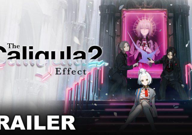 The Caligula Effect 2 First Trailer