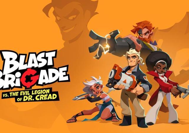 Blast Brigade
