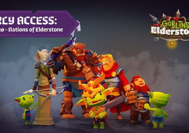 Goblins of Elderstone Launches Diplomacy Update,Goblins of Elderstone, Outerdawn