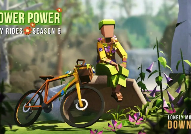 Lonely Mountains Downhill Daily Rides Season 6