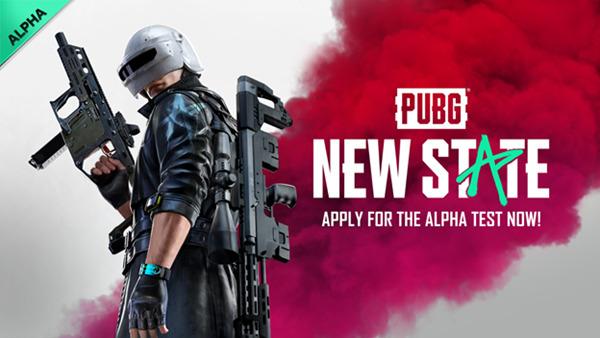 PUBG NEW STATE Alpha Test Details