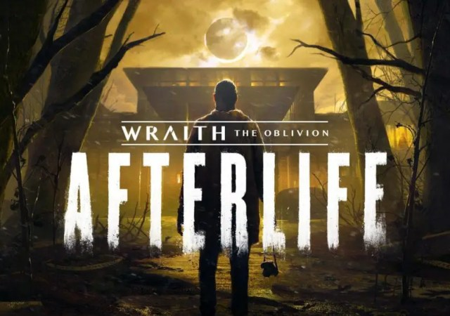 Wraith The Oblivion Afterlife