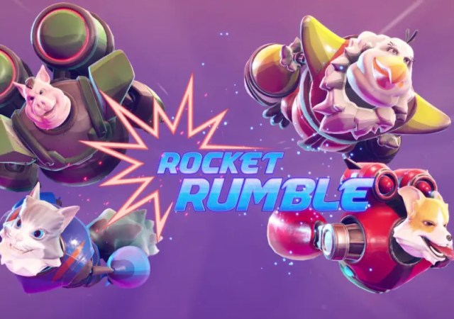 rocket rumble