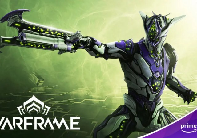 warframe prime
