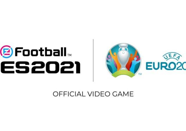 eFootball PES 2021 UEFA EURO 2020
